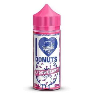 Donuts Strawberry Vape Juice