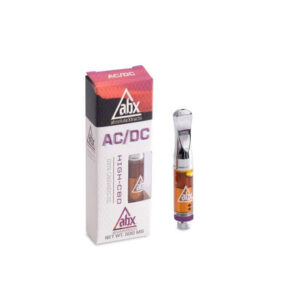 ACDC Vape Oil Cartridge-gelatostrainestate